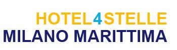logo - Hotel 4 stelle Milano Marittima