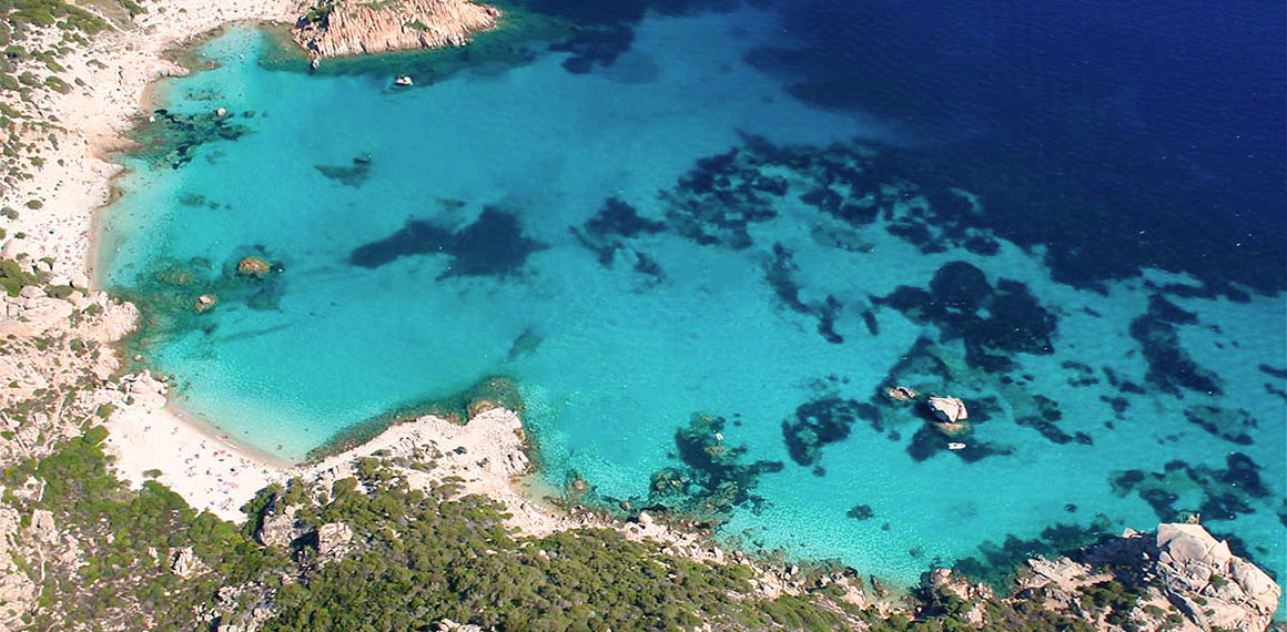 Isola di Spargi - La Maddalena (SS)