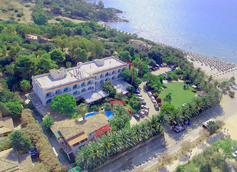 Hotel Simius Playa ****