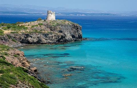 Sud Ovest Sardegna Isola di San'Antioco
