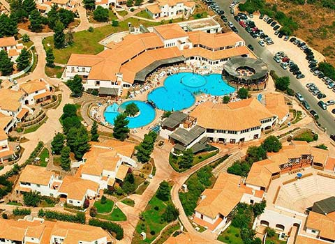 Cala Gonone Beach Village ****