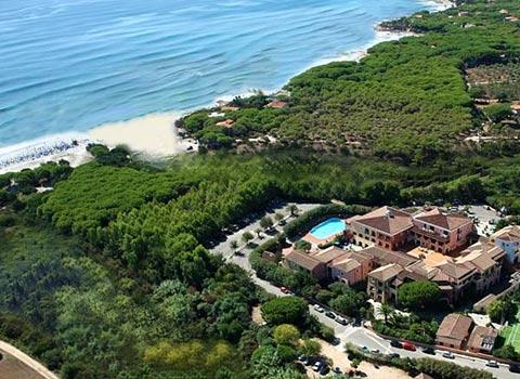 Hotel Club Torre Moresca ****