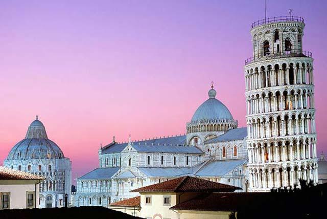 Centro Pisa Torre di Pisa