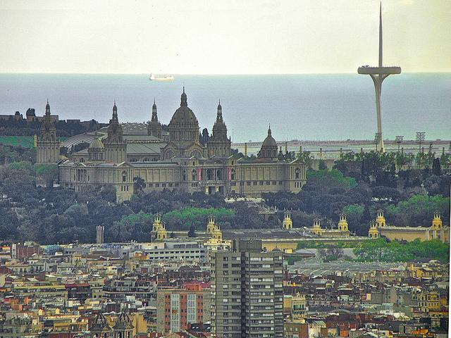 Barcelona Sants Montjuic