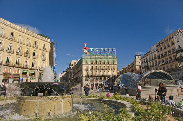 Centro di Madrid Hotel Economici<br> Puerta del Sol