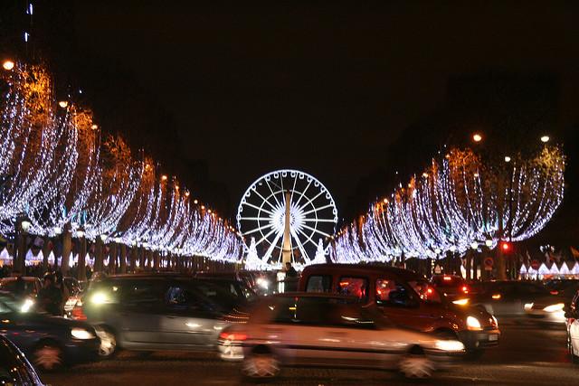 VIII Arrondissement Champs Elysées