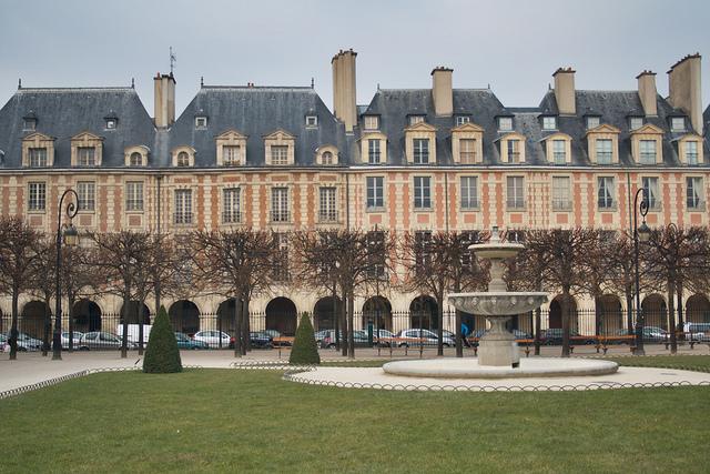 II Arrondissement Le Marais