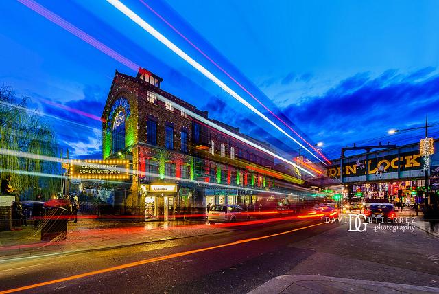 zona 2 Camden Town