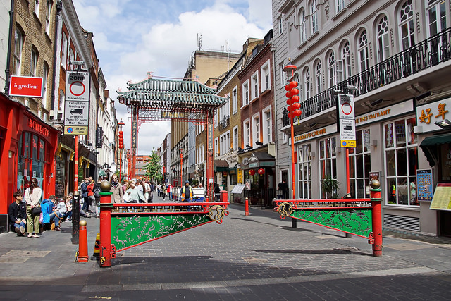 zona 1 Chinatown