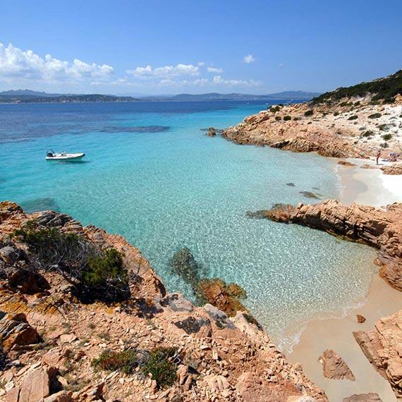 Spiaggia Rena Bianca - Santa Teresa di Gallura (OT)