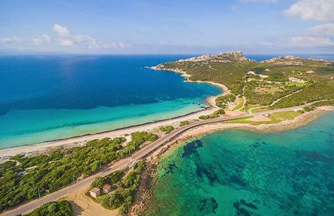 Nord Sardegna S. T. di Gallura