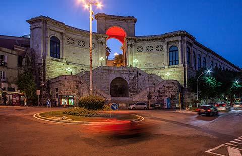 Centro Cagliari Bastione Saint Remy