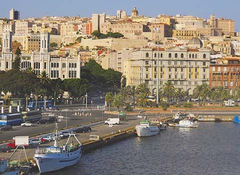 Quartiere Marina Cagliari Quartiere Marina