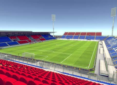 Sardegna Arena Stadio del Cagliari Calcio